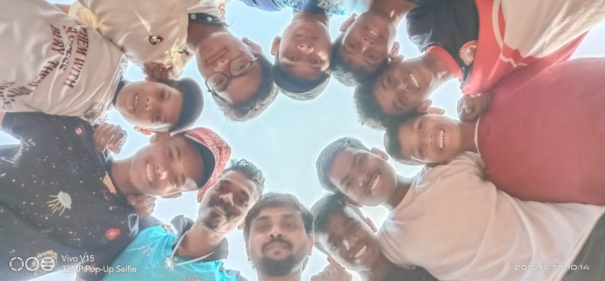cricket match for students Alt